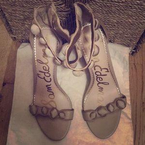 Leg thinning summertime Sam Edelman Heeled Sandals
